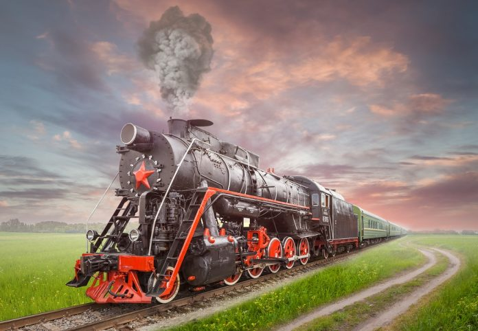 The World's Most Spectacular Train Rides: Get On Board